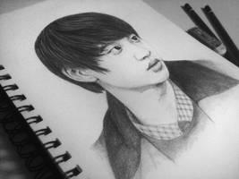 Kyungsoo by TheNomNomApple