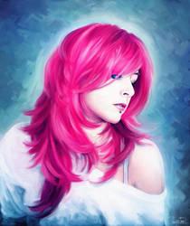 Pink Head by rustydoubleohseven