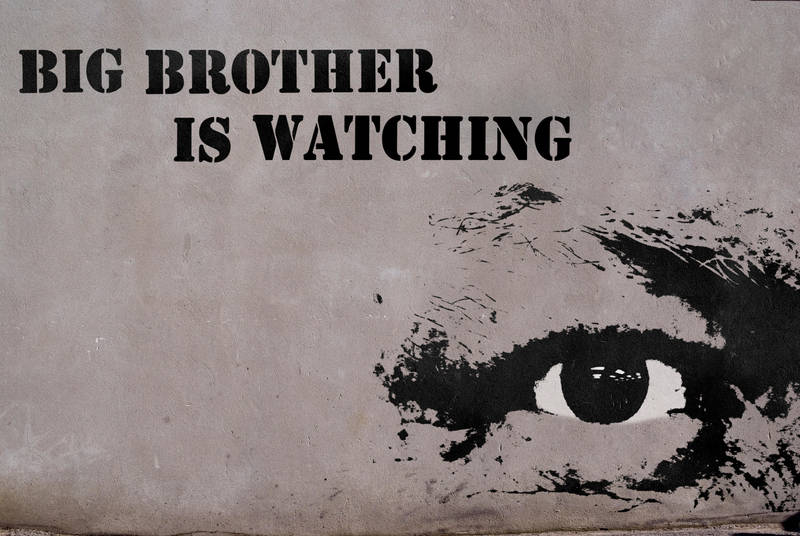 Big Brother Is Watching by Alexir563