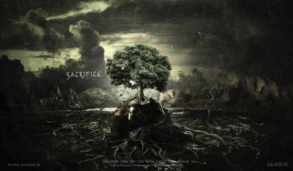 sacrifice by MazenDesignes