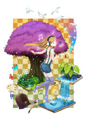 whimsical symphony by KuyaChan