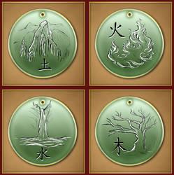Chinese Zodiac 4 by Darkhanna