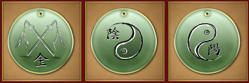 Chinese Zodiac 5 by Darkhanna