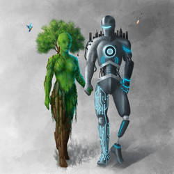 Hand in Hand by EmagineNationS