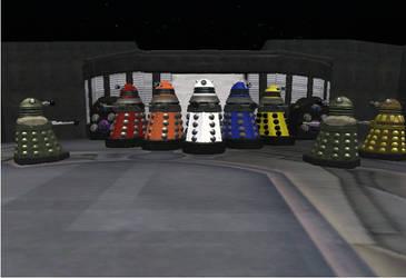 The New Dalek Paradigm by puma7372