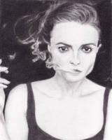 Helena Bonham Carter by gunneos