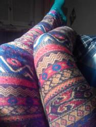 Amazing leggings by Phyridis
