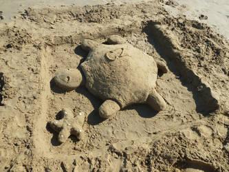Sandturtle by Phyridis