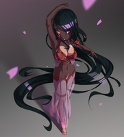 Dancer by fruitbloodmilkshake