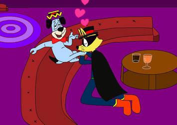Zorori Kiss The Huck's Feet by PrincessPuccadomiNyo