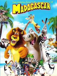 Zorori's Adventures Of Madagascar by PrincessPuccadomiNyo