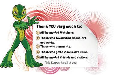 Thanks Baru by ihsans-Art