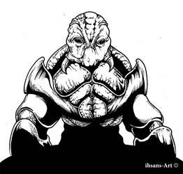 Monster 2 by ihsans-Art