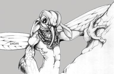 Original Character from ihsans-Art world by ihsans-Art