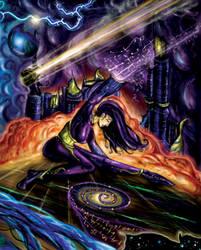 Future Purple Blues by TheSimonZack