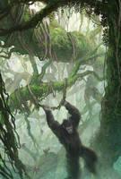 jungle by Satoshi-Takahara