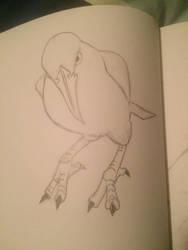 Crow by dragonman12