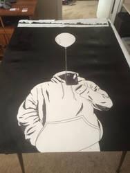 Ballon Head by dragonman12