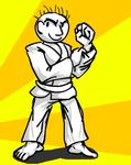Karate Joe by ShinyTotodile