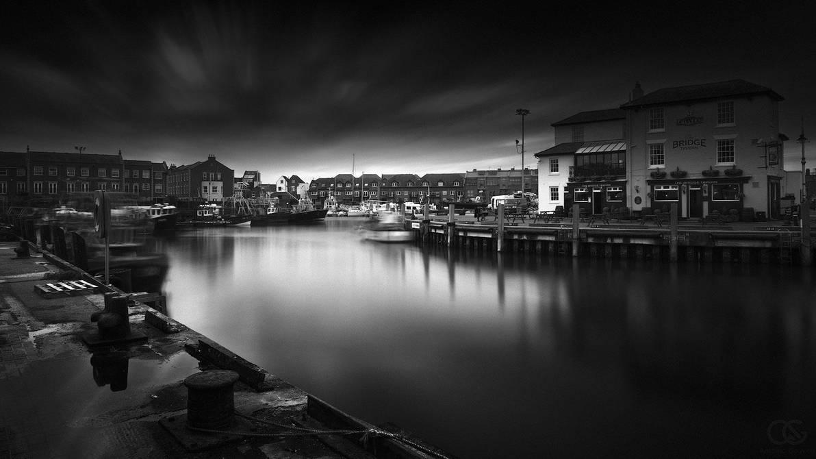 Harbour View by AntonioGouveia