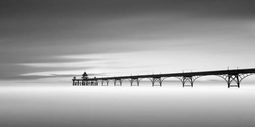 Clevedon Pier by AntonioGouveia
