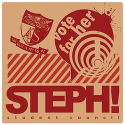 Student Council Promo Sticker by void-inside