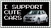 Cute Cars Stamp by PrincessCupcake