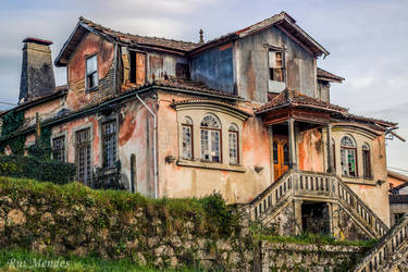 HDR of Abandonment by skullbreaker