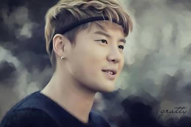 Kim Junsu by qratty