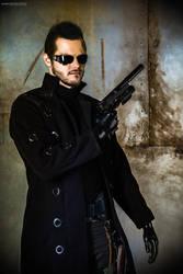 Deus Ex 3 Cosplay by TR-maniac