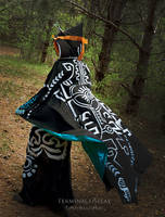 Midna's Cloak by TerminaCosplay