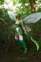 Wild Scyther Appeared! by TerminaCosplay