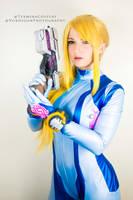 Zero Suit Samus Cosplay by TerminaCosplay