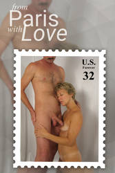 Postage Stamp Nude by cleanshvr