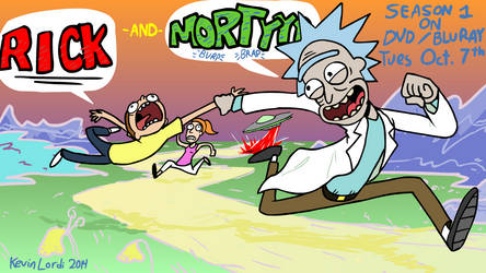 Rick And Morty by AnimatEd
