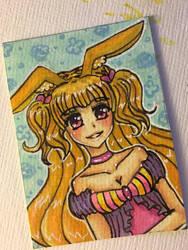 Kakao Card #022 Cute Nono by ichiipanpan