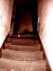 stairway by FemmeDeMystere