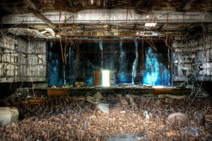 Urbex : Theatre of disaster by exkub