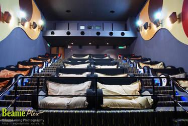 Beanie Plex Cinema in Malaysia! by potter87