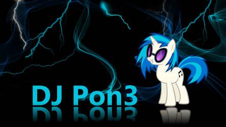 DJ Pon3 wallpaper by XVanilla-TwilightX