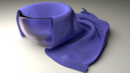 Classic Cloth Napkin Stuff by Sizcarolina