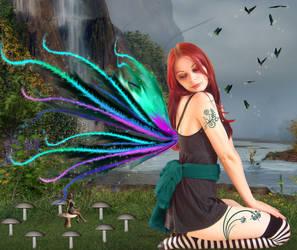 Fairy Oasis by oceanas517