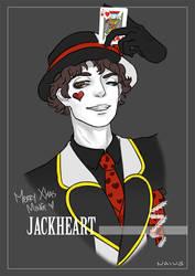 Jack Heart by naiusart