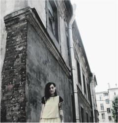 yellow dress by 0ksana