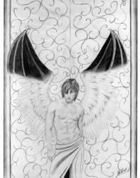 Lucifer Morningstar by AlbrechtArt