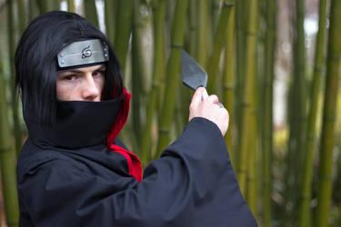 Shurikenjutsu Master by TimmCosplay