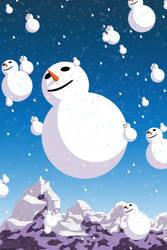 Snowmen by ndox9