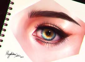 Eye study by MAGZ0