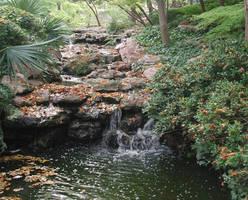 Japanese Waterfall 03 by lockstock