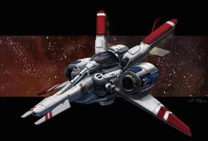 Super Bomberman 3 : Shirobon's Spaceship by haruningster